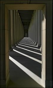 Stadium Shadows